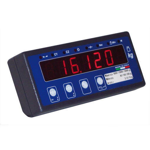 Weighing indicator - multifunction
