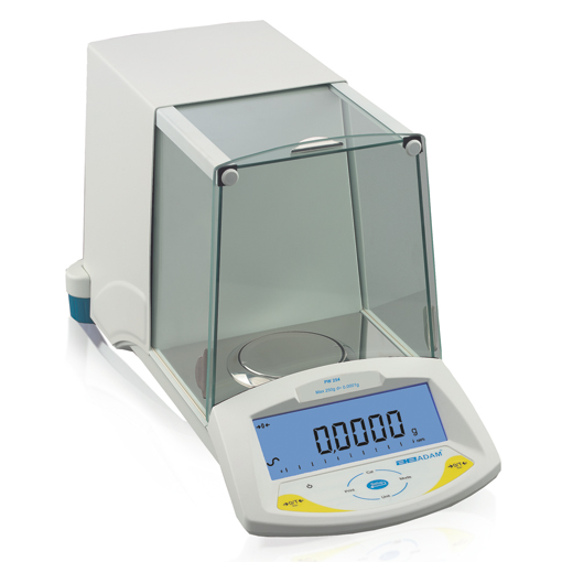 Analytical high precision scale series PW