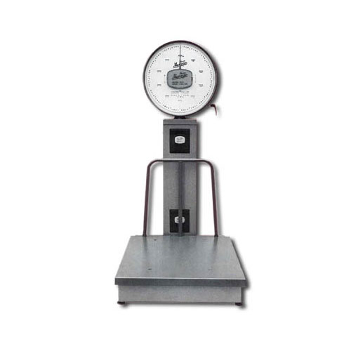 Automatic rotary industrial scale